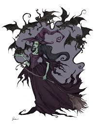 wicked witch by irenhorrors on deviantart once upon a time