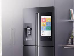 samsung family hub smart fridge gadget flow