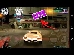 gta vice city apk data gta vice city lite compactado 200 mb apk data