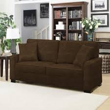 Washing Chenille Sofa Covers Handy Living Karsten Sofast Chocolate Brown Chenille Sofa