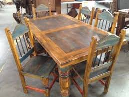 Southwestern Living Room Furniture Impressive Design Southwestern Dining Table All Dining Room