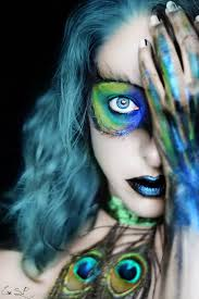 Colorful Halloween Makeup by 43 Best Costumes Props And More Images On Pinterest Peacock