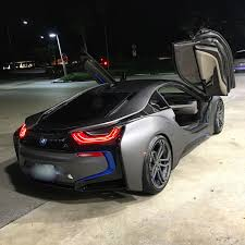 Bmw I8 Matte Black - bmw i8 concours delegance edition is so cool its frozen update
