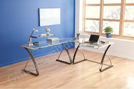 Shaped Desks Realspace Merido Outlet L Shaped Desk 36 H X 82 1 2 W X 69 1 2 D