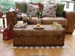 vintage trunk coffee table enchanting suitcase coffee table the 25 best ideas about trunk