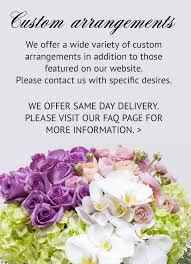 san francisco florist flower delivery by elizabeth u0027s flowers