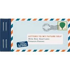 letters to my future self paper source