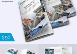 tri fold brochure template indesign free download tri fold