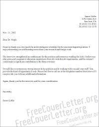 engineer cover letter sample