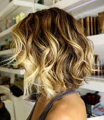 honey brown hair with blonde ombre best short ombre hair ideas and colors