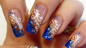 nail art designs with rhinestones 55 most stylish toe nail art