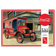 coca cola 1923 ford model t delivery 1 25 model kit 2