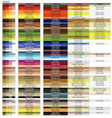p3 paint mixing charts u2013 perfect cromulence