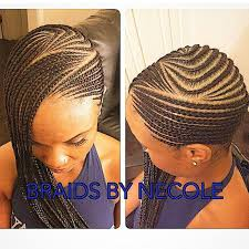black cornrow hairstyles that cover edges 75 super hot black braided hairstyles to wear black braided