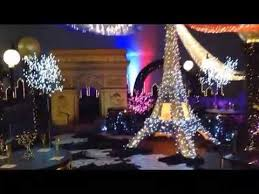 theme lighting city of lights complete prom theme