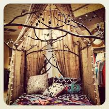 Tree Bed Frame Canopy Bed Design Creative Tree Canopy Bed Frame Four Poster