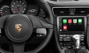 porsche 911 issues porsche opts for apple carplay instead of android auto data