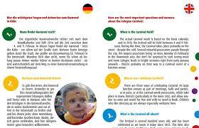 karnevalsspr che informationen zu karneval auf englisch und arabisch daf