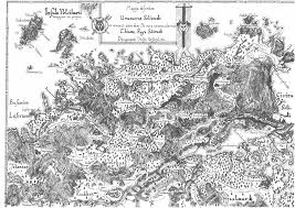 Map Of Skyrim Map Of The Kingdom Of Haafingar By Formatorius On Deviantart