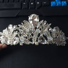 handmade tiaras 2017 new luxurious rhinestone quinceanera tiaras princess crown