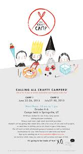 mer mag join me for a local kids craft camp this summer mer mag