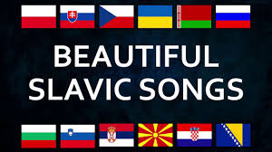 Slavic Flags Beautiful Slavic Songs Youtube