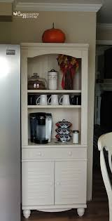 corner kitchen hutch furniture best 25 wine hutch ideas on kitchen buffet table
