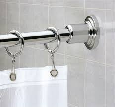 Curtain Rod Shower When The Right Shower Curtain Rod Comes Along You Ll It