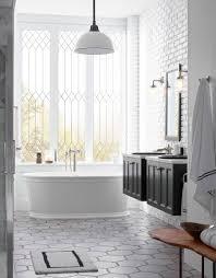 galley bathroom clerestory classic bathroom kohler ideas
