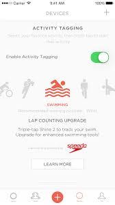 swim tracking upgrade for misfit ray shine 2 u2013 misfit blog