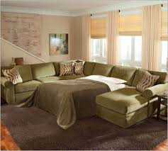 sectional sleeper sofa with recliners facil furniture