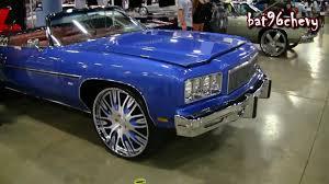 bentley custom paint bentley blue 75 caprice donk on 26