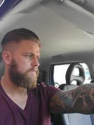 hairstyles that go with beards does my new haircut go with my beard not sure about short sides