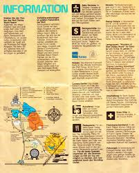 Magic Kingdom Orlando Map by 1990 Wdw And Seaworld Maps Theme Park Review