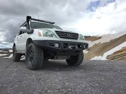 lexus gx arb bumper gx470 build for overland build thread pic heavy page 5