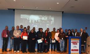Nvcc Help Desk Nvcc Recognizes First Class In Advanced Manufacturing Technology