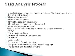 language setting pattern used in society course design