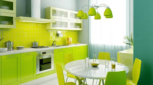 kitchen winsome yellow and green kitchen colors bright walls