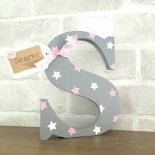 Decorating Wooden Letters For Nursery Ideas For Decorating Wooden Letters Decorating Wooden Letters For