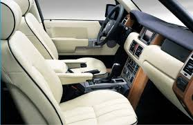 White Range Rover With Red Interior 2003 Range Rover Model Year Specifications And Details