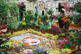 Garden Glass Art Art