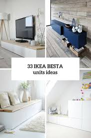 Ikea Wall Unit Hack 140 Best Ikea Besta Images On Pinterest Live Home Decor