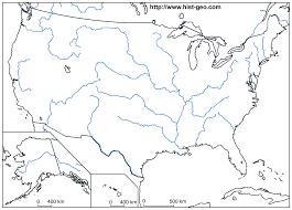 Asia Blank Map Us Map Rivers Blank Arabcooking Me