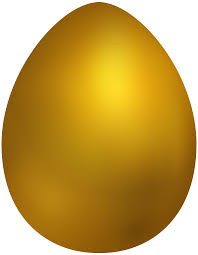 golden easter egg gold easter egg png clip best web clipart