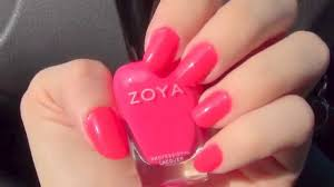 zoya u0027ali u0027 nail polish youtube