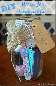 baby shower return gift ideas baby shower return gift ideas diy jar manicure kit hostess