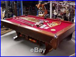 ebonite pool table 3 piece slate billiards tables ebonite