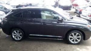 lexus rx advert clean sharp 2011 lexus rx 350 price call autos nigeria