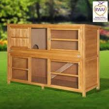 Rabbit Shack Hutch Rabbit Shack Single Rabbit Hutch Complies With Rwaf Rabbit