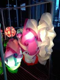 Infinity Light Fixtures Puzzle Lights Colorful Hanging Light Fixtures L Shades With